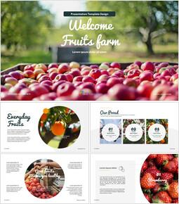 Fruits Farm Best Google Slides_00
