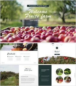 Fruits Farm Keynote mac_00