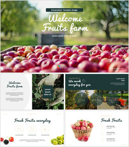 Fruits Farm Presentation Design_00