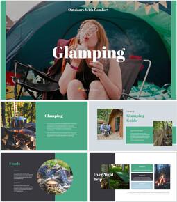 Glamping Google presentation_41 slides