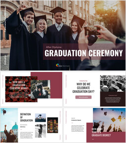 Graduation ceremony Google Slides Presentation Templates_00