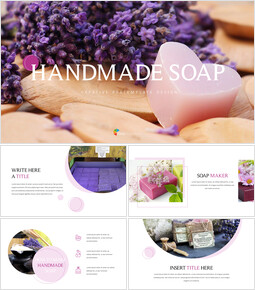 Handmade Soap Presentation PowerPoint_40 slides