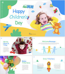 Happy Children\'s Day PPTX Keynote_00