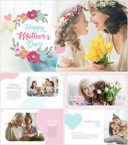 Happy Mother\'s Day PPT Keynote_00