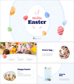 Hello Easter PowerPoint Design ideas_00