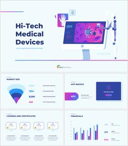 Hi-Tech Medical Devices PPT Google Presentation Slides_00