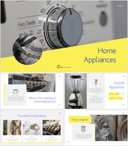 Home Appliances Business Presentation PPT_00