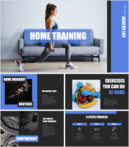 Home Training Keynote to PPT_00