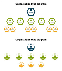 Grafico della gerarchia delle icone_22 slides