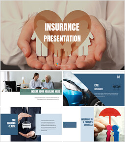 Insurance Simple Google Slides Templates_00
