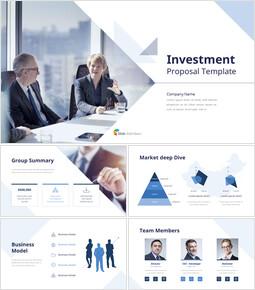 Diapositive animate della proposta di investimento in PowerPoint_00
