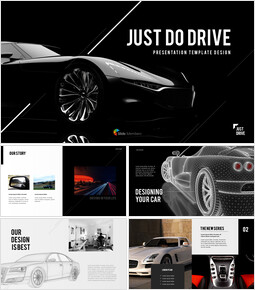 Just do Drive Presentation Templates_00