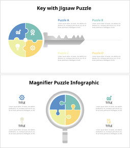 키와 연필 퍼즐 Infographic 다이어그램_00
