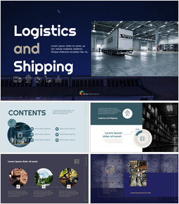 Logistics and Shipping Google Docs PowerPoint_00