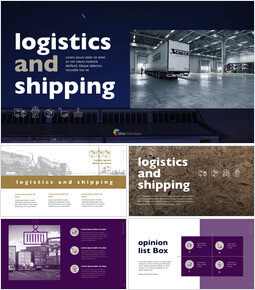 Logistics and Shipping Multipurpose Keynote Template_00