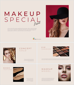 Makeup Special Google Slides Themes for Presentations_41 slides