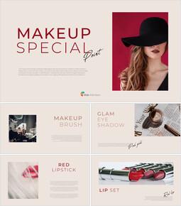 Makeup Special PPT Templates Design_00