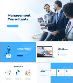 Management Consultants PPT Presentation_15 slides
