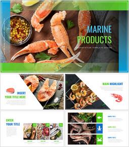 Marine Products Creative Google Slides_00