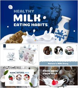 Milk Easy Google Slides Template_00