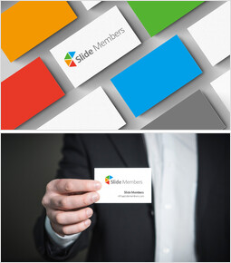 Mockup PowerPoint Templates (Business Card)_00