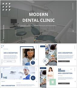 현대 치과 의원 PPTX 키노트_00