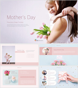 Mother\'s Day Keynote for Windows_40 slides