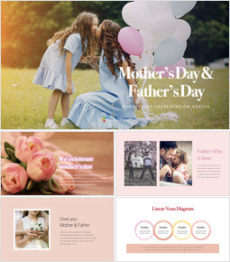 Mothers Day & Fathers Day Creative Keynote_00