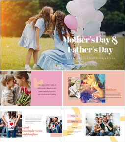 Mothers Day & Fathers Day Startup PPT Templates_00
