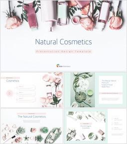Natural Cosmetic Ultimate Keynote Template_00