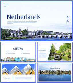 Netherlands Theme Keynote Design_40 slides