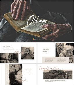 Old Age PPT Theme_00