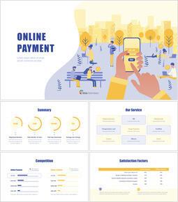 Online Payment Service Keynote mac_15 slides