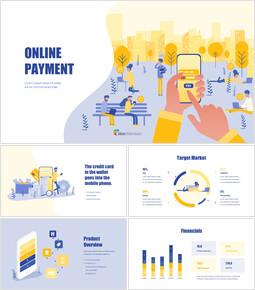 Online Payment Service Simple Slides Templates_00