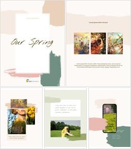 Our Spring Concept Vertical Simple Google Slides_00