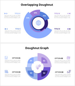 Overlapping Donut Chart Animation Templates_14 slides