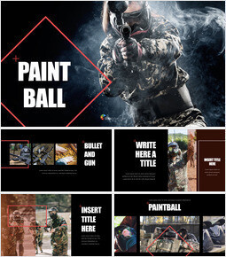 Paintball Apple Keynote Template_00