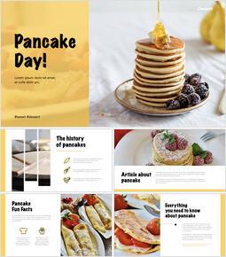 Pancake day Keynote Presentation Template_00