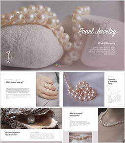 Pearl Jewelry Ultimate Keynote Template_00