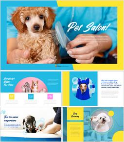Pet Salon Easy PPT Template_00