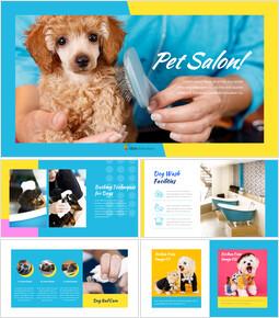 Pet Salon PowerPoint to Google Slides_00
