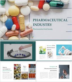 Pharmaceutical Industry Windows Keynote_00