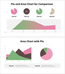 Pie and Area Chart_00