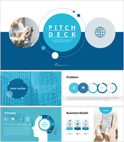 Pitch Deck animated PowerPoint Templates_14 slides