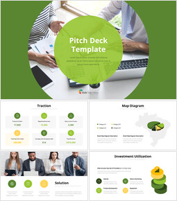 Pitch Deck PowerPoint Theme Animation Templates Design_00