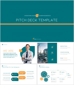 Pitch Deck PPT Templates Design Presentation Animated Slides_00