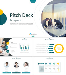 Pitch Deck Presentation Animation Templates_00