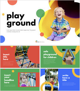 Playground Ultimate Keynote Template_41 slides