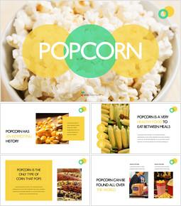 POPCORN PowerPoint deck Design_41 slides