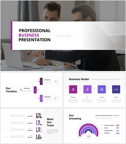 Professional Business Marketing Animated Presentation PPT_00